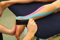 kinesio tape foot